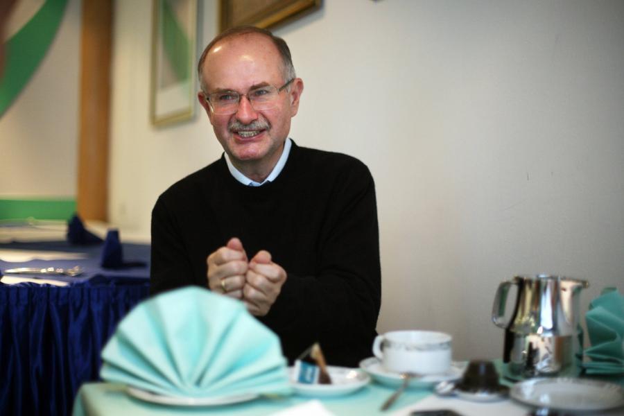 Tomasz Wiech/Agencja Gazeta - Roman Kluska