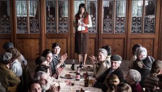 """Kadr z filmu """"The Divne Order"""", który zostanie pokazany w czerwcu w Łdzi na festiwalu Transatalntyk"""