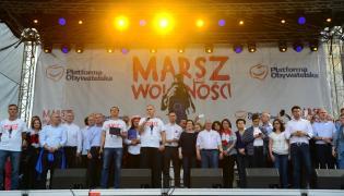 Marsz Wolności Warszawa