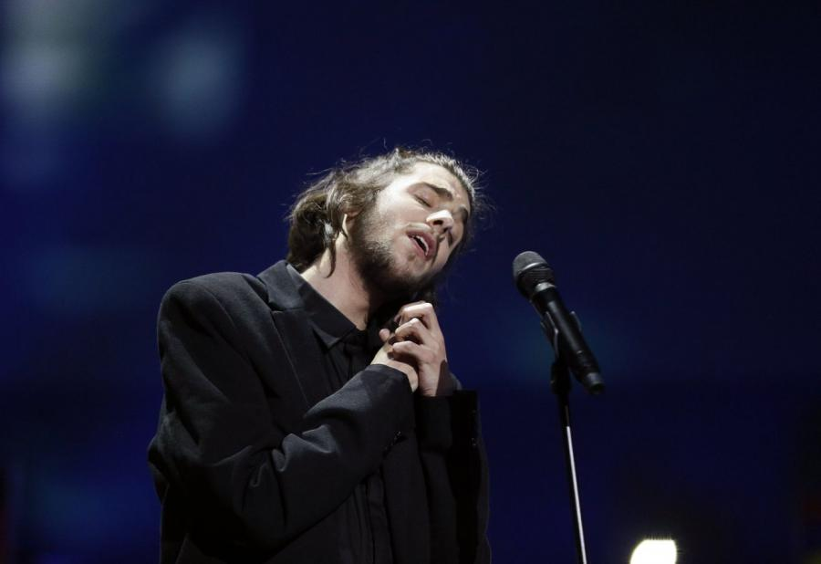 Salvador Sobral na Eurowizji