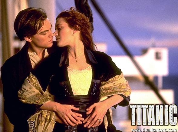 Winslet i DiCaprio zatoną w trójwymiarze