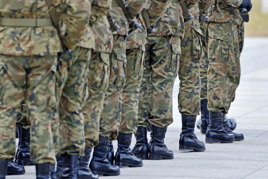 Żołnierze OT