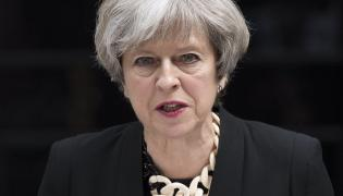Brytyjska premier Theresa May