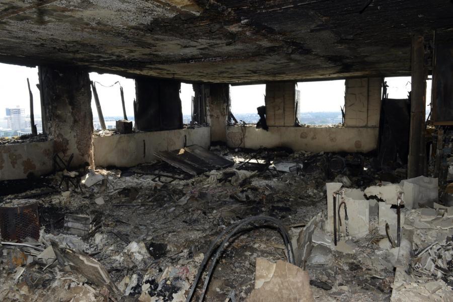 Mieszkania po pożarze
