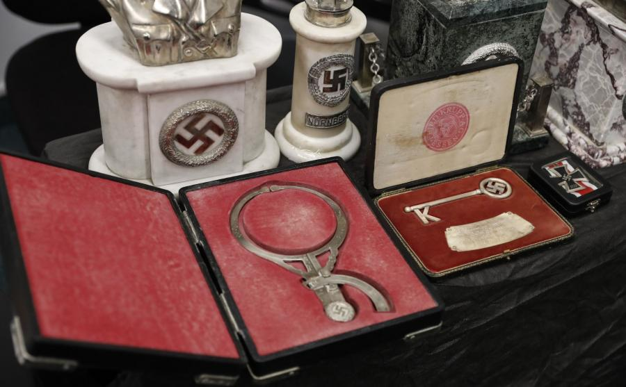 Hitlerowskie pamiątki