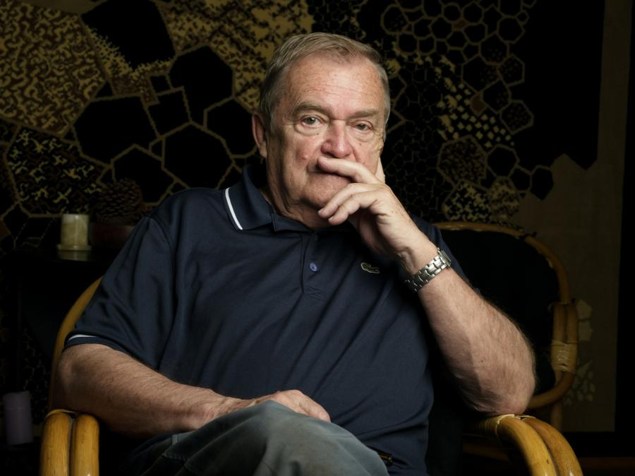 Wiesław Johann, fot. Darek Golik