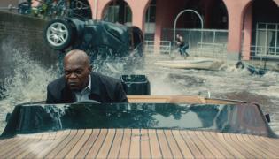 """Samuel L. Jackson w filmie """"Bodyguard Zaowodwiec"""". W polskich kinach od 18 sierpnia"""