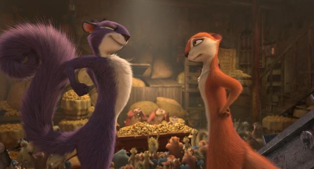 """""""Gang wiewióra 2"""" w kinach od 18 sierpnia"""