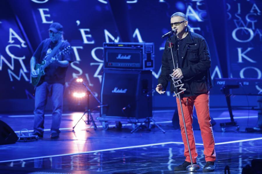Na scenie zespół Dżem