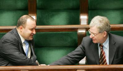 Gosiewski z Wassermannem wciąż przygotowują Euro 2012?