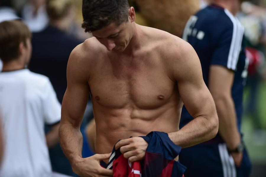 Lewandowski Muskeln