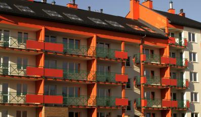 Zobacz, gdzie najbardziej spadły ceny mieszkań