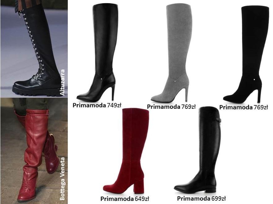 14e08cf393 Zdjęcia  Jakie buty będziemy nosić tej jesieni  PRZEGLĄD trendów na ...