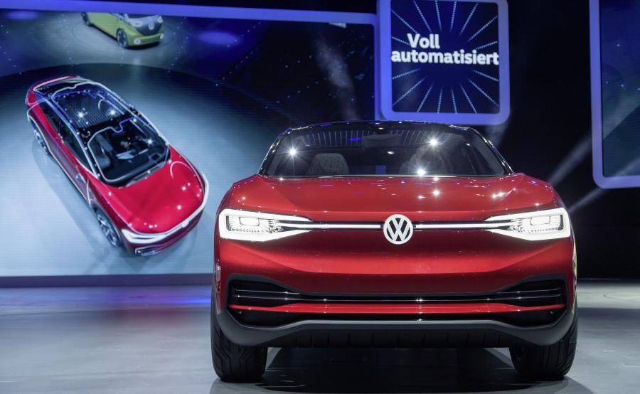 Volkswagen I.D.CROZZ