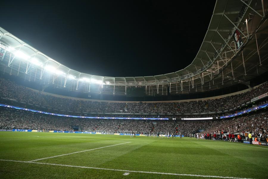 Vodafone Arena w Stambule