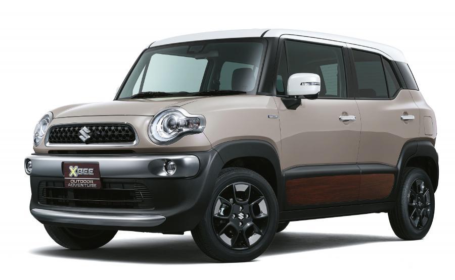 Suzuki XBEE OUTDOOR ADVENTURE