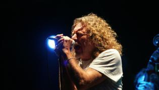 Robert Plant na festiwalu Sziget w Budapeszczie - sierpień 2017