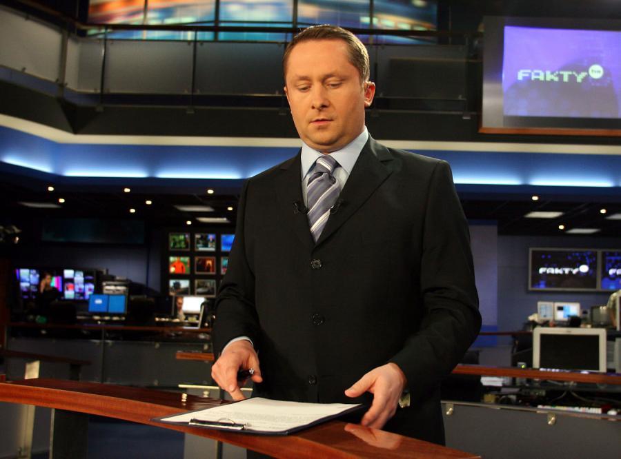 Durczok nie chce Lis w TVN