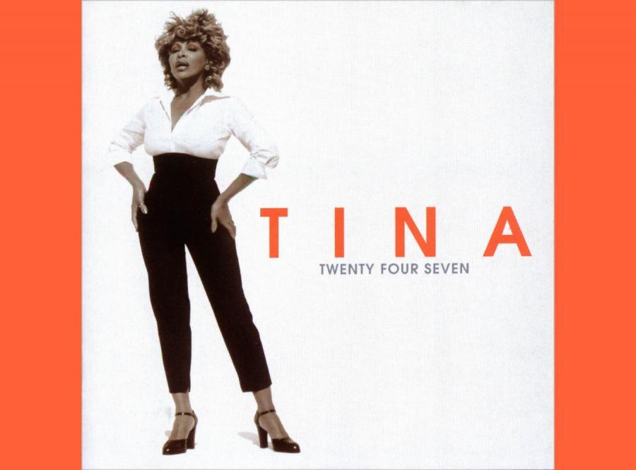 Okładka płyty Tiny Turner z 1999 roku \