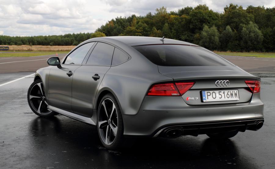 Dla kogo używane Audi RS 7 Sportback z dostawą do domu? :)