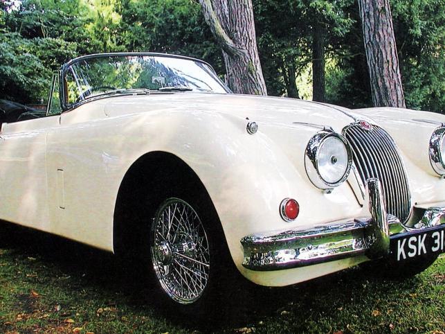XK150 SE Drophead Coupe, 1958
