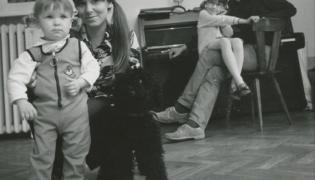"""Kadr z filmu """"Młynarski. Piosenka finałowa"""""""