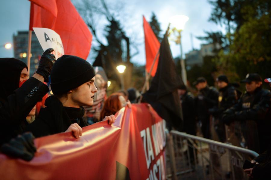 Marsz Niepodległości, listopad 2017