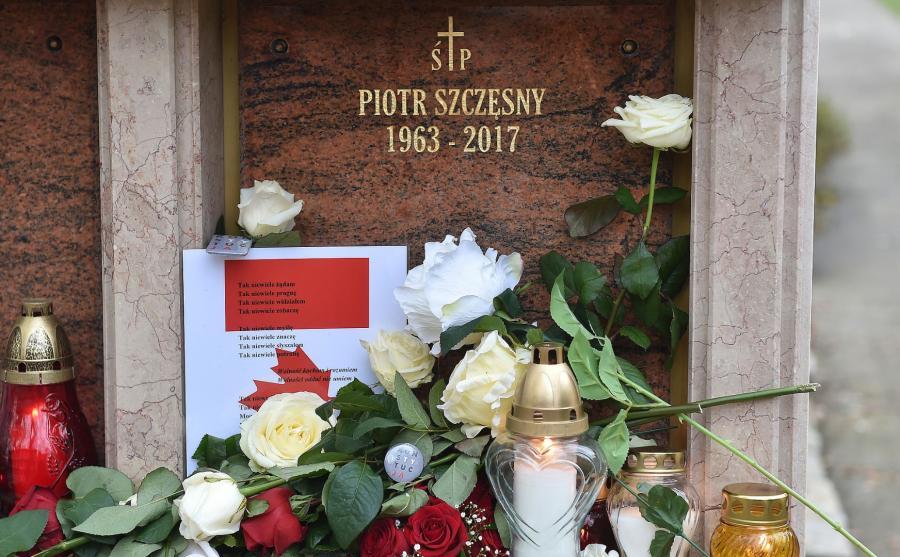 Nagrobek Piotra Szczęsnego