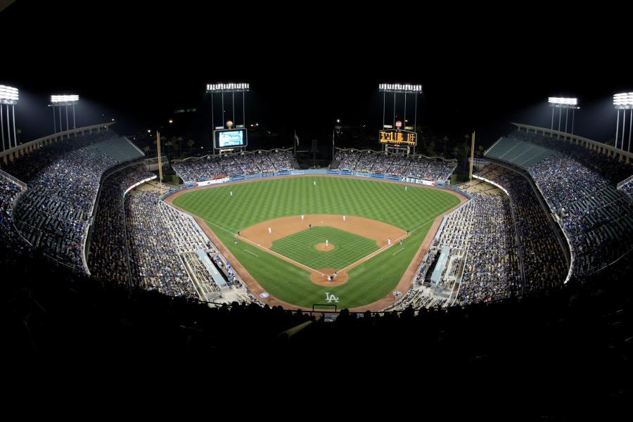 Stadion Dodgersów