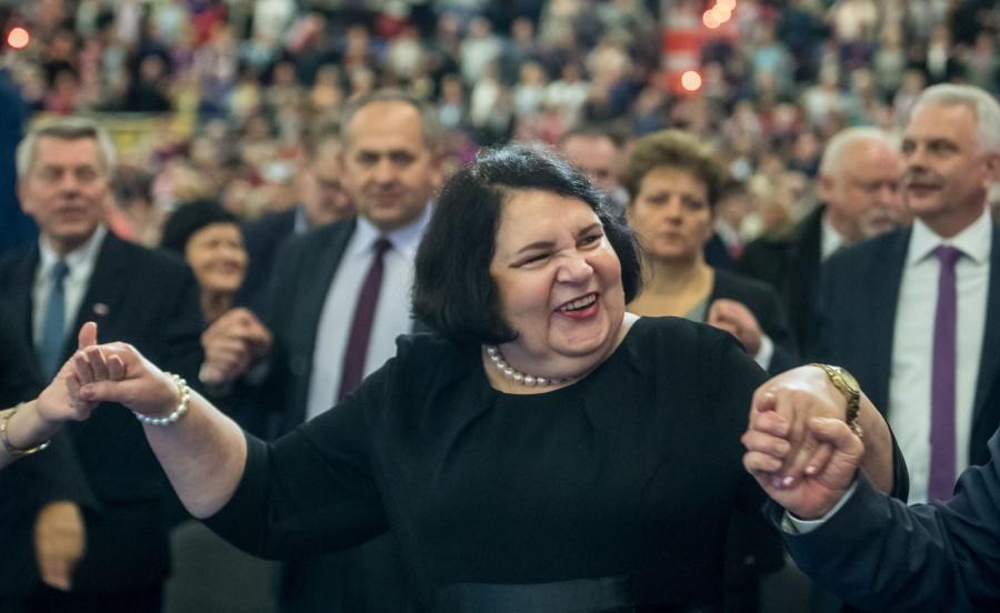 Posłanka PiS Anna Sobecka