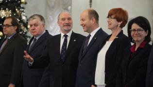 Członkowie rządu