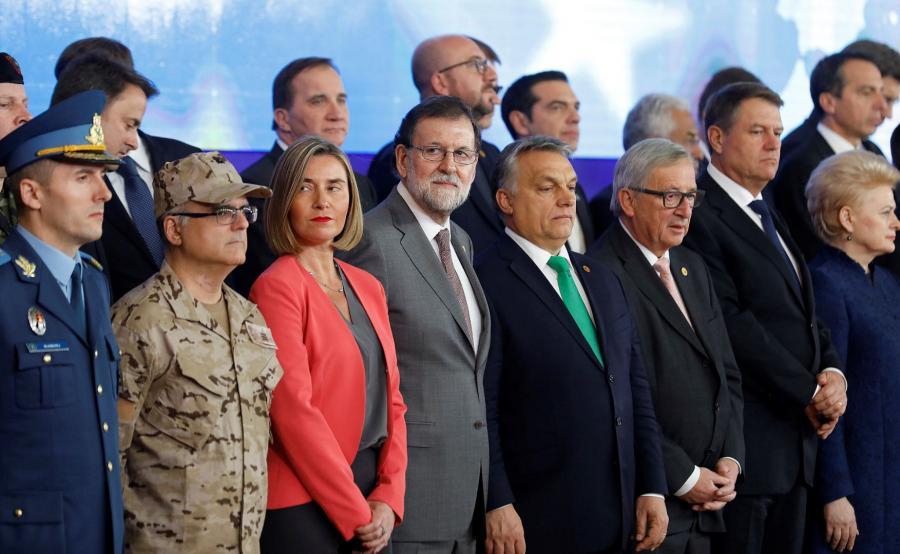 Przywódcy UE