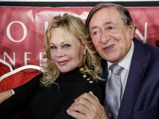 Melanie Griffith i Richard Lugner