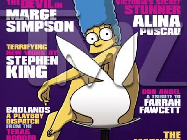 Simpsonowie seks wideo z kreskówek