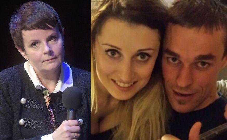 Karolina Korwin Piotrowska, Piotr i Justyna Żyła