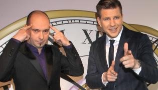 Artur Makieła i Filip Chajzer