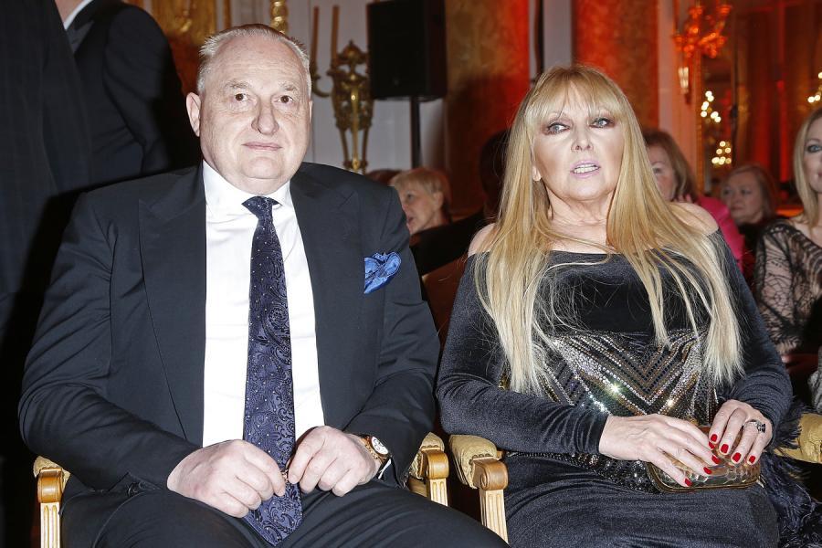 Maryla Rodowicz, Andrzej Dużyński