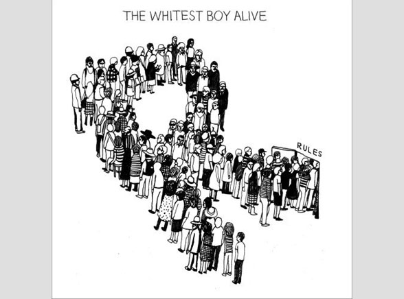 The Whitest Boy Alive wydał drugi album