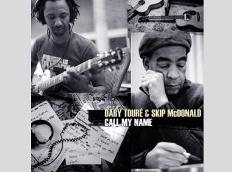 Trzeci album Daby Touré & Skip McDonald  \'\'Call My Name\'\' jest słabszy od poprzednich
