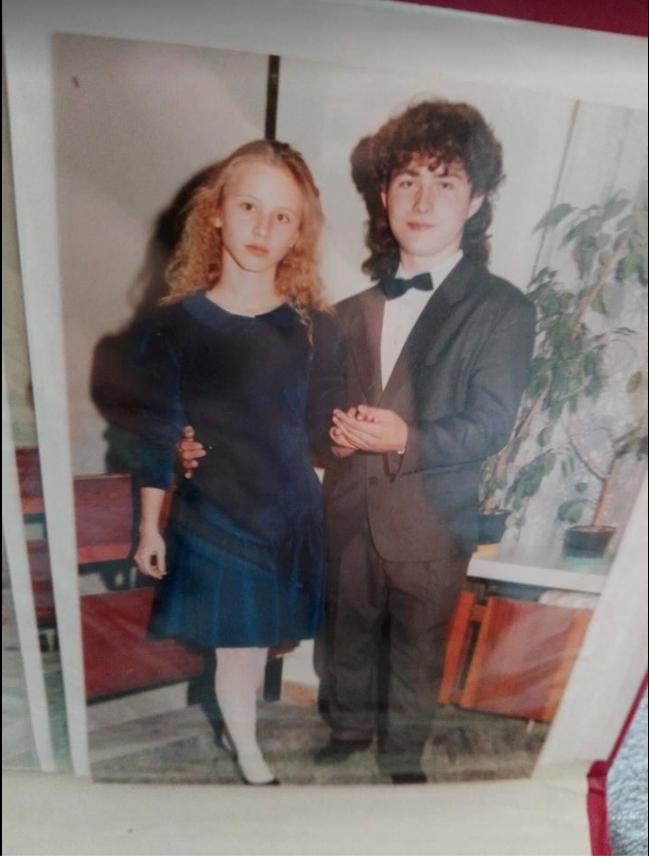 Janek Kliment w latach 90-tych