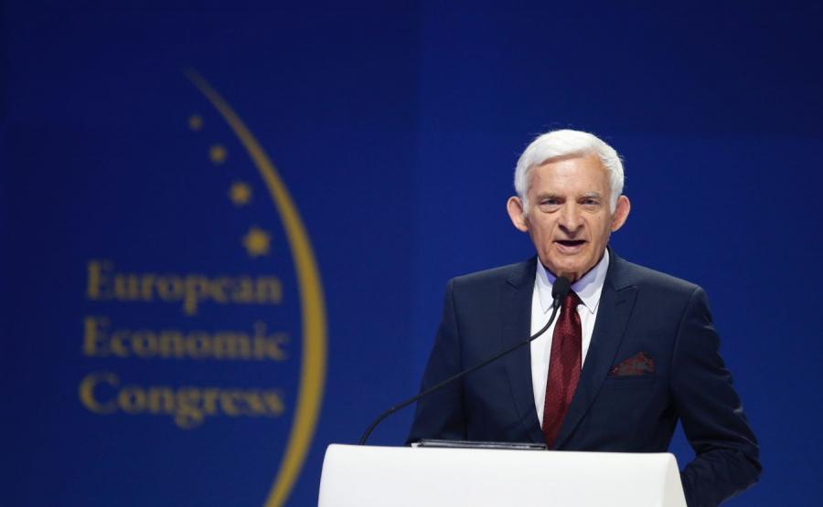 Europejski Kongres Gospodarczy - Jerzy Buzek