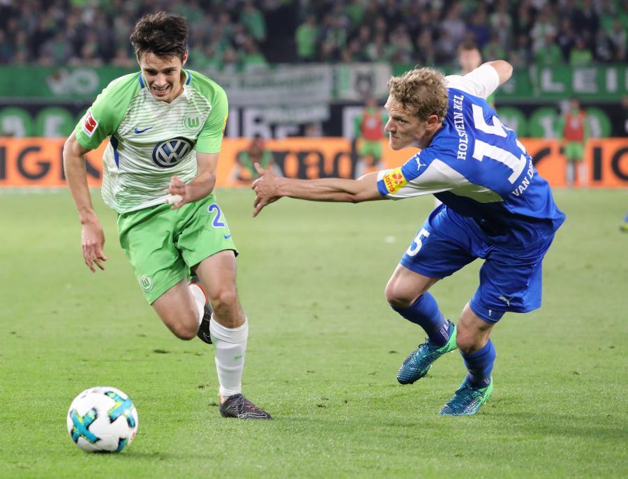 Josip Brekalo i Johannes van den Bergh
