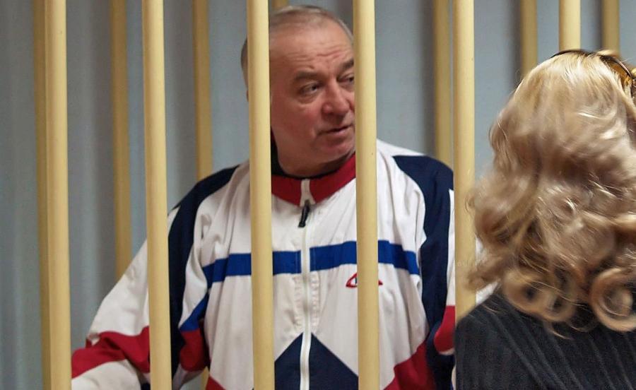 Sergei Skripal. Zdjęcie z 2006 roku