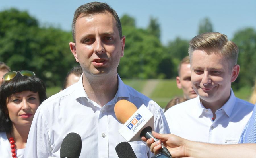 Władysław Kosiniak-Kamysz i Jakub Stefaniak
