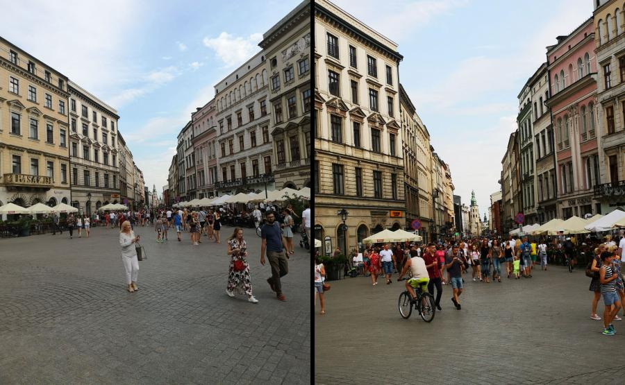 Huawei P20 zoom