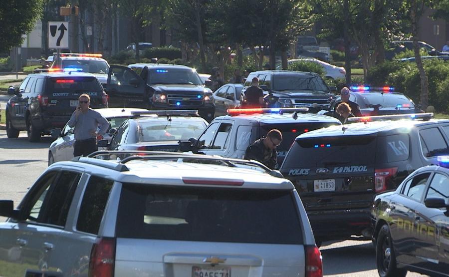 Strzelanina w Annapolis