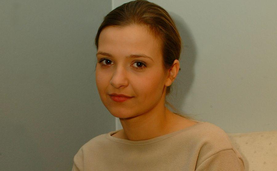 Joanna Koroniewska w \