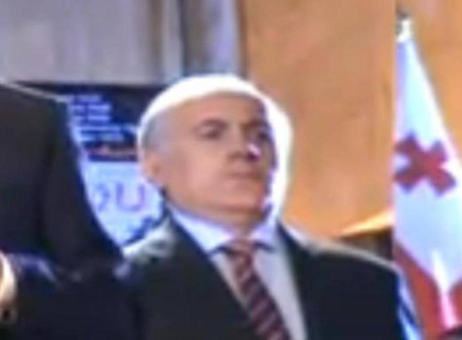 Marshall Manesh zagrał Lecha Kaczyńskiego w filmie o wojnie w Gruzji