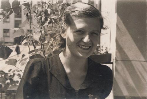 Janina Rożecka (z domu Gutowska) ps. Dora