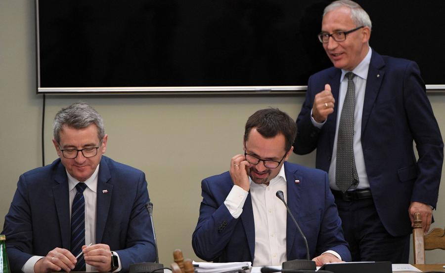 Członkowie komisji VAT